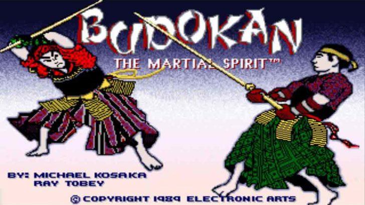 Budokan: The Martial Spirit Pc (dos)