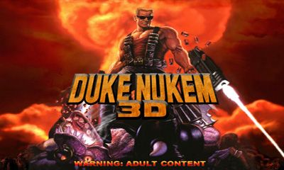 DuKe Nukem 3D juego PC (Dos)
