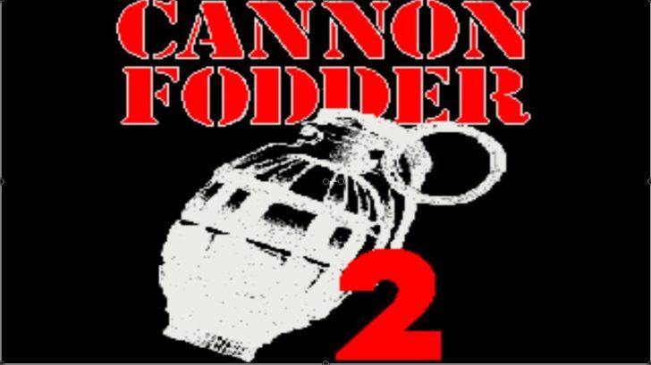 Un gran juego de estrategia Cannon fodder 2