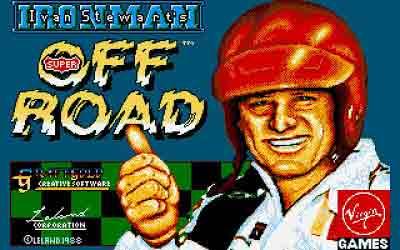 Ivan Ironman Stewart´s super off road