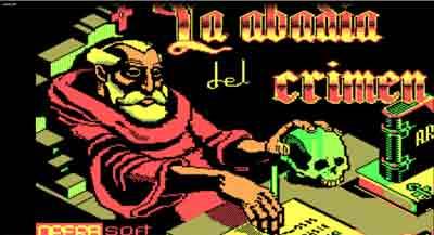 La abadia del crimen juego dos abandonware