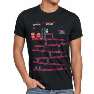 Camiseta para Hombre donkey Kong
