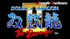 Double Dragon II-The Revenge