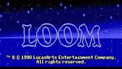 Loom, Aventura Gráfica LucasFilm