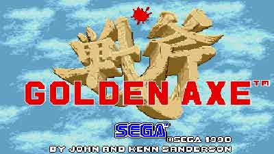 Golden Axe, todo un éxito en recreativas