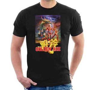Camiseta Golden Axe