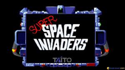 Super Space invaders PC (Ms-dos)