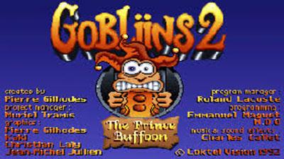 Gobliins 2: el príncipe bufón