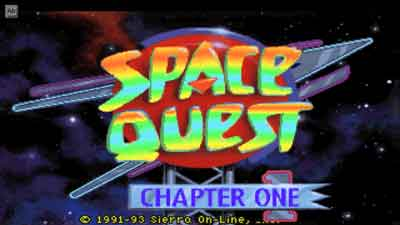 Space Quest I: Sorien Encounter
