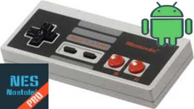 Nostalgia.Nes Pro emulador NES para tu android