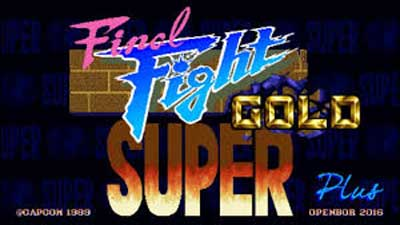 SUPER Final Fight GOLD PLUS