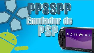 PPSSPP el mejor emulador para android