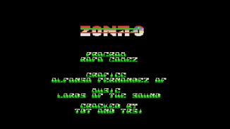 Zona 0 video juego PC (Ms-Dos) 1991