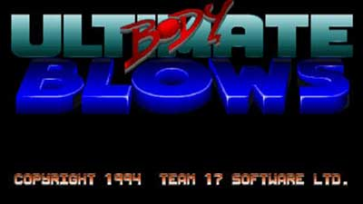 Ultimate body blows | PC (Ms-Dos)